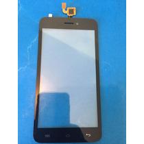 Touch Screen Glass Lanix Ilium S520 Negro Nuevo