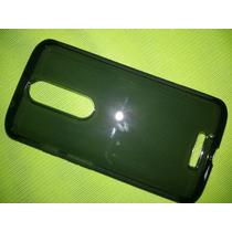 Capa Tpu Gel Para Motorola Moto X Force 1580 Frete 7 Reais