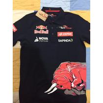 Playera Formula 1 Scuderia Toro Rosso - Red Bull