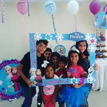 Marco Para Fiestas, 15 Años, Bodas, Baby Shower O Cumpleaños