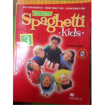 Spaghetti Kids: ´3º Ano Book-work Book + Cd