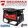 Grupo Electrogeno Gamma 2500v Generador 6.5hp Nafta Garantia