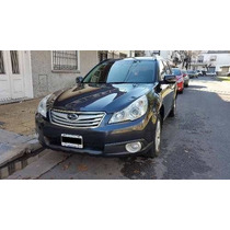 Subaru Outback 2.5i Awd Mt Año 2010 - Impecable