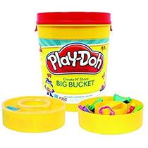 Juguete Play-doh Crear-n-store Gran Cubo Set De Juegos De