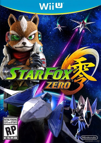 Juegos Digitales Star Fox Zero Wii U Descarga Inmediata Bs