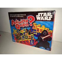 Adivina Quien Edicion Star Wars Original Hasbro Games