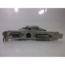 Placa De Video Nvidia Mx4000 128mb Tv-out Vga Dvi Agp 8x