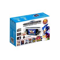 Sega Genesis Arcade Ultimate Portátil 2016 C/ 80 Jogos