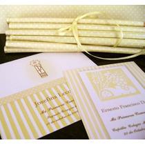 Estampa,estampita,tarjeta Comunión,bautismo Diseño Original