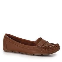 Sapato Mocassim Feminino Bottero - Caramelo