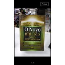 Livro Comentário Bíblia Novo E Velho Testamento E 4 Oleos