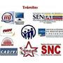 Asesoría Y Tramites Para Empresas Ivss Seniat Faov Inces