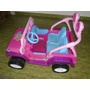 Carro Electrico Niña Barbie Fisher Price