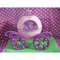 Carruaje Princesa En Porcelana Fria