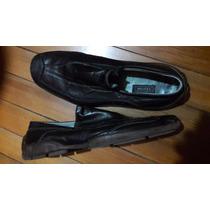 Zapato De Cuero 44 Crayon