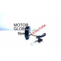 Motor Globo Estrutura 20/30/40/50 Cm