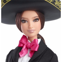 Barbie Mariachi Colleccion Muñecas Del Mundo Envio Gratis!!