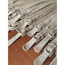 Cinturones Huaso Cuero Crudo Cainva