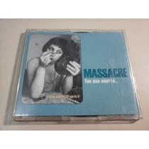 Massacre - Fue Una Suerte ... - Cd Ep , Industria Argentina