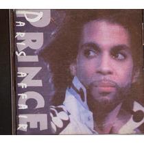 Paris Affaire - Prince - 1987 - Unico En Argentina!