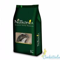 Raçao Nutropica Trinca Ferro Natural 1kg Granel