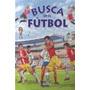 Busca En El Fútbol; Equipo Susaeta Envío Gratis