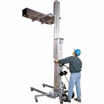 Plataforma Elevador De Material Manual 7 Mts Genie Slc-24