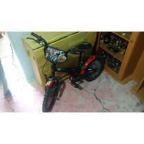 Bicicleta Infantil Rodada 16