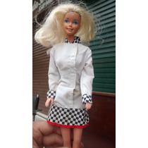 Boneca Barbie Da Estrela Antiga/loira Executiva