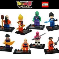 Bonecos Lego Dragon Ball Z - Compatível - Vários Modelos