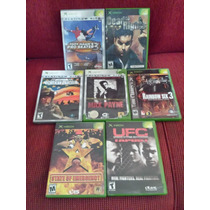Jogos Originais Xbox Primeira Geracao
