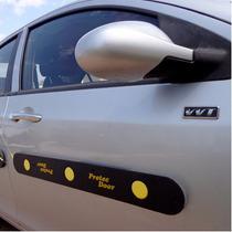Protetor Porta Carro Magnético C/imã E Cabo Aço-protecdoor