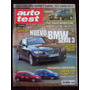 Auto Test 173 3/05 Bmw Serie 3 Fiat Palio Adventure Audi A3