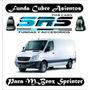Funda Cubre Asientos De Cuero Ecolo P/mercedes Benz Sprinter