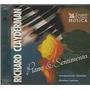 Cd Richard Clayderman - Piano & Sentimento Vol 3+4 (usado/o