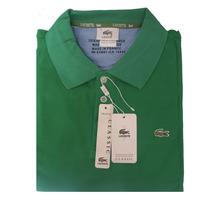 Camisa Camiseta Polo Lacoste Masculina Promocao Frete Gratis