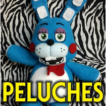 Peluches Five Nights At Freddys Fnaf Muñecos Plush