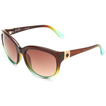 Gafas Spy Optic Omg Redondas Gafas De Sol Marco Negro / Mer
