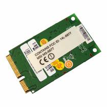 Mini Pci Wireless Original Notebook Cce Mpv-d5h8 - Ms-6877