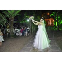 Vestido De Noiva Lindo Oportunidade
