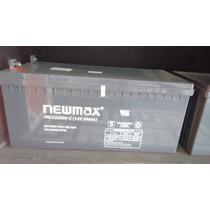 Bateria Newmax 155 Amp. Slim Agm