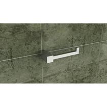 Kit Metais Para Banheiro Quadrado Inox