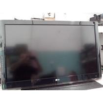 Tv Lg 42 Lg Lh45 Ed Dtvi 42 Black Piano Usada C/ Defeito.