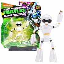 Tartarugas Ninja Turtles Dimensão X - Fugitoid