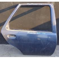 Porta Traseira Direita Fiesta Hatch 96 97 98 Original