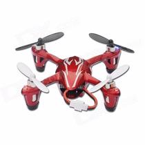 Drone Quadricóptero Hubsan X4 H107c- C/ Câmera 4ch 2.4ghz