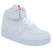 Botinha Nike Air Force Bebê E Infantil Preço De Fábrica