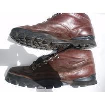 Borcegos Botas Calzado Invierno Hombre Cuero Talle 43