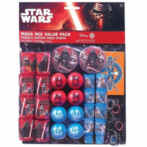 Star Wars Recuerdos Fiesta Infantil Pinata Regalos Guerra 48