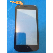 Touch Screen Glass Lanix Ilium S400 Negro Nuevo
